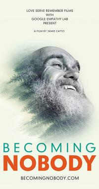 Becoming Nobody film poster