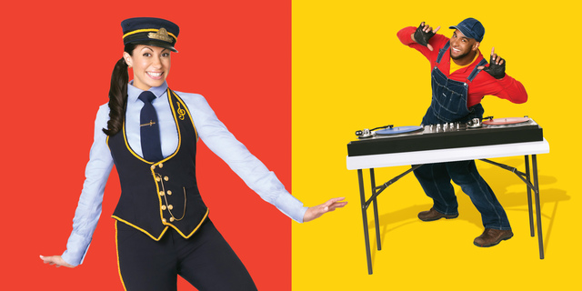 Disney's Choo Choo Soul with Genevieve