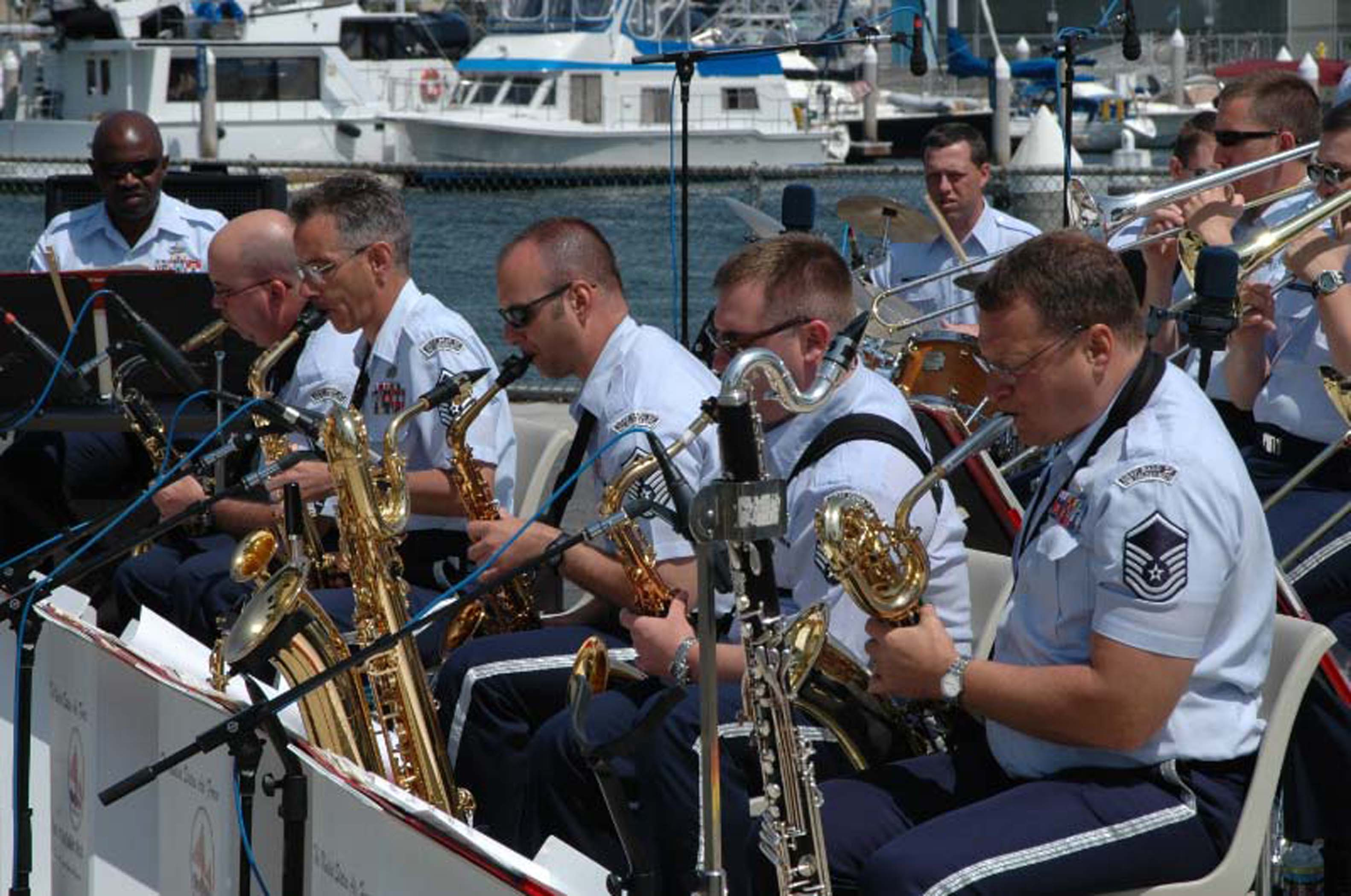 USAF Band of the Golden West