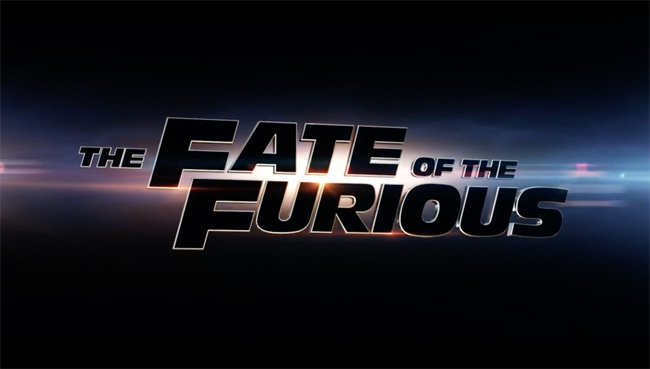 Fate of the Furious Logo