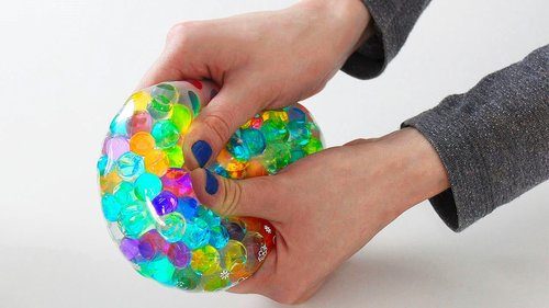 D I Y Orbeez Stress Ball Sonoma State University