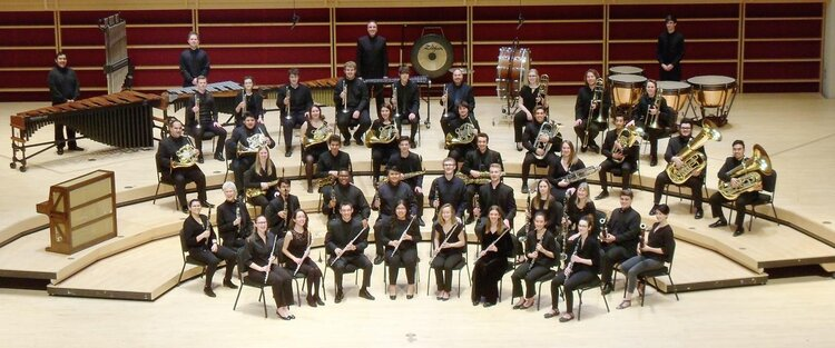 SSU youth wind ensemble