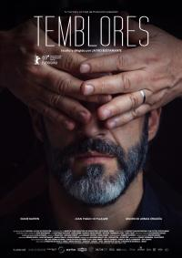 Temblores cover poster