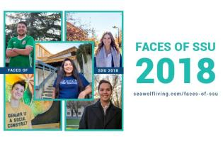 faces of ssu banner
