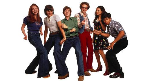That 70's Show cast
