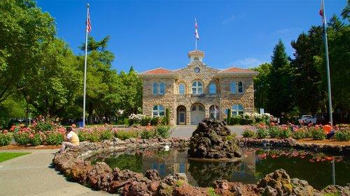 City Hall-Sonoma Plaza