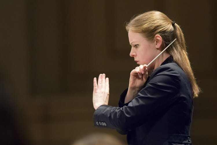 Conductor Gemma New