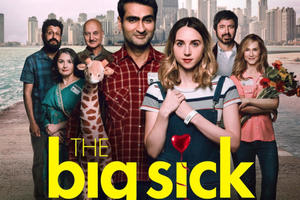 Big Sick Movie Logo