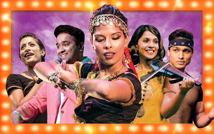 Bollywood Boulevard poster