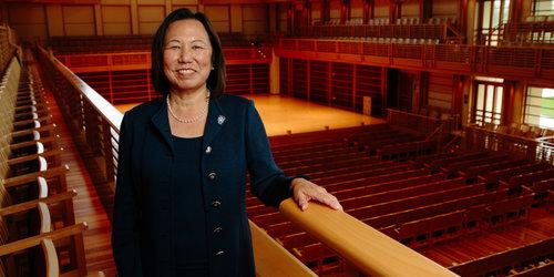 President Judy Sakaki