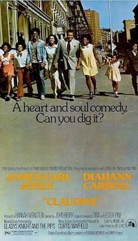 Claudine movie poster