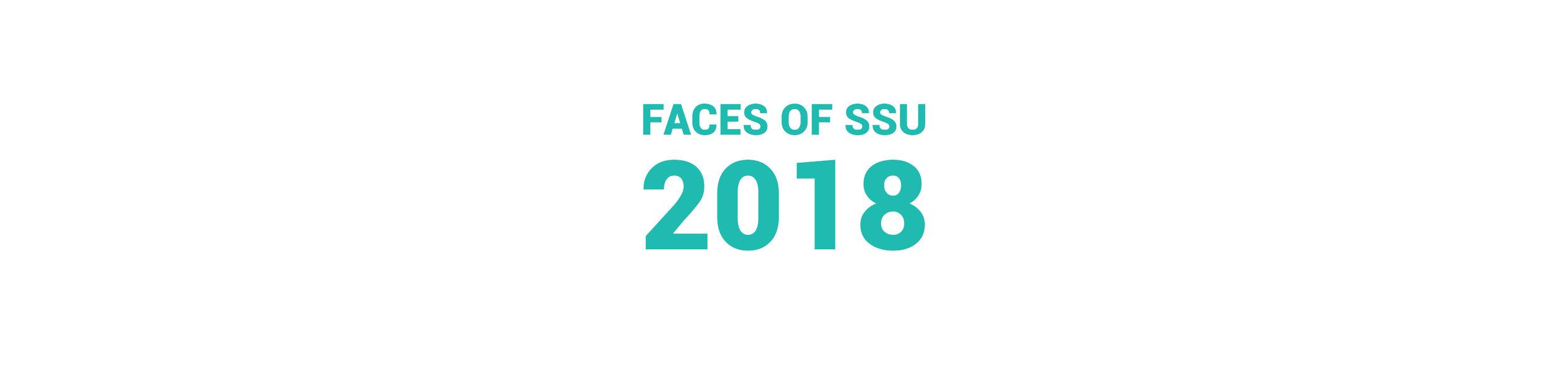 Faces of SSU Logo