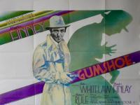 """Gumshoe"" cover. Albert Finney played by Eddie Ginley"