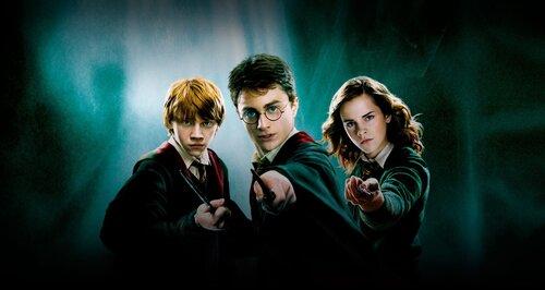 Harry Potter movie cast