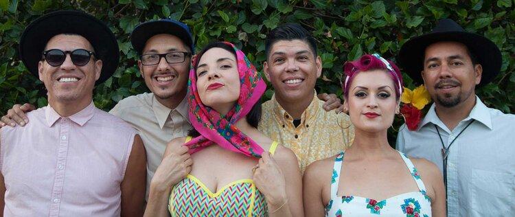 Las Cafeteras & Friends