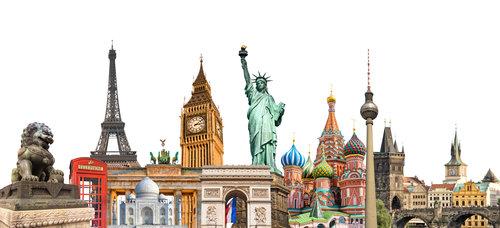 Famous world monuments