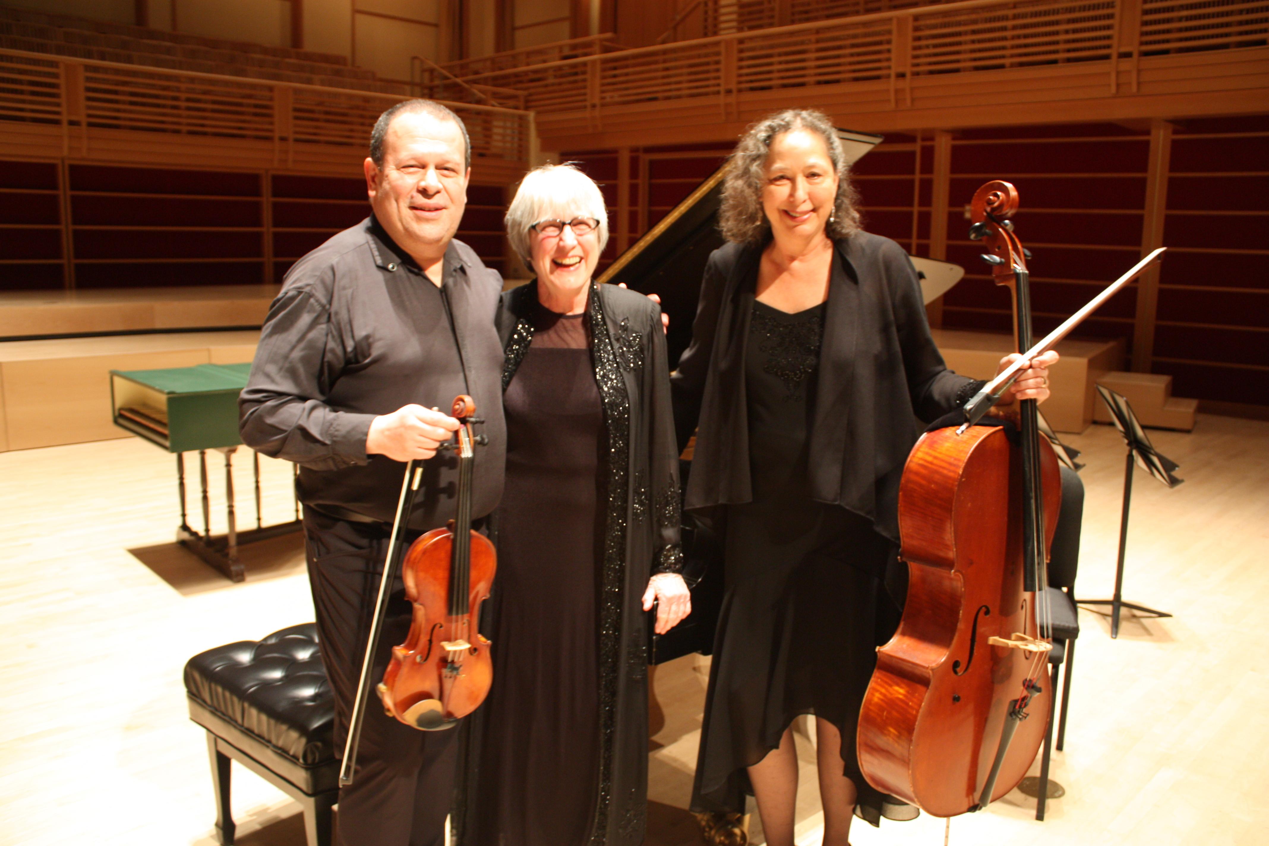 The Navarro Trio