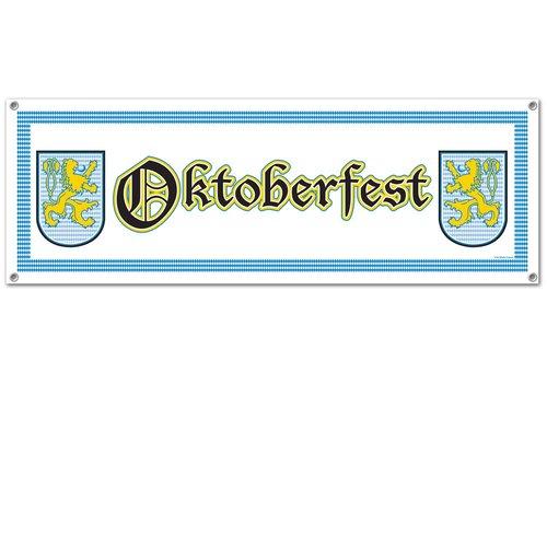 Oktoberfest sign and logo