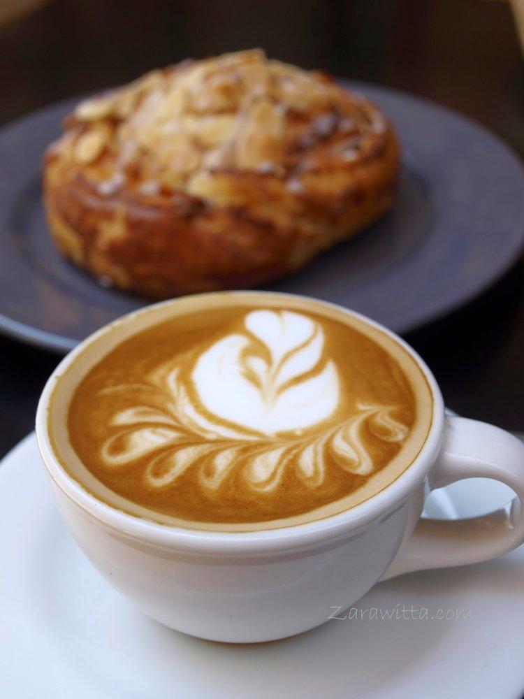 Pan and coffee