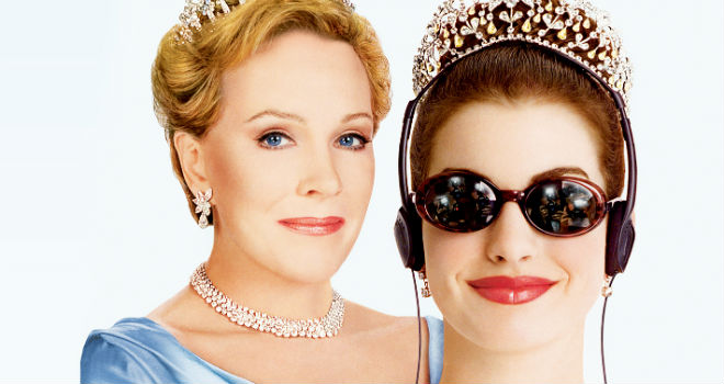 Princess Diaries Movie Poster