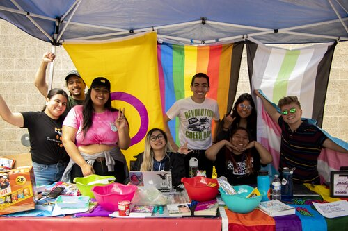 Queer student club