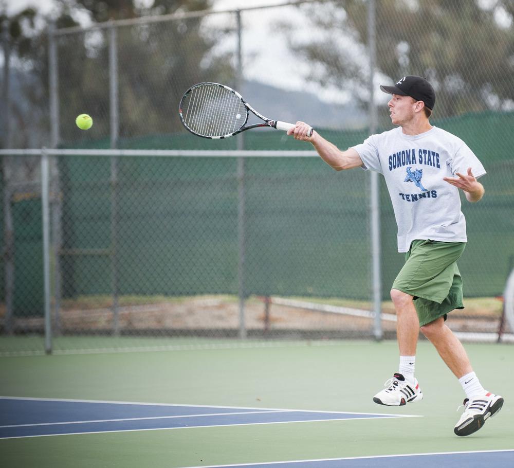 SSU Men's Tennis