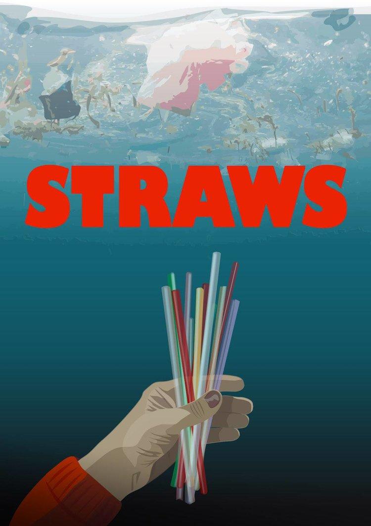 Straws movie poster