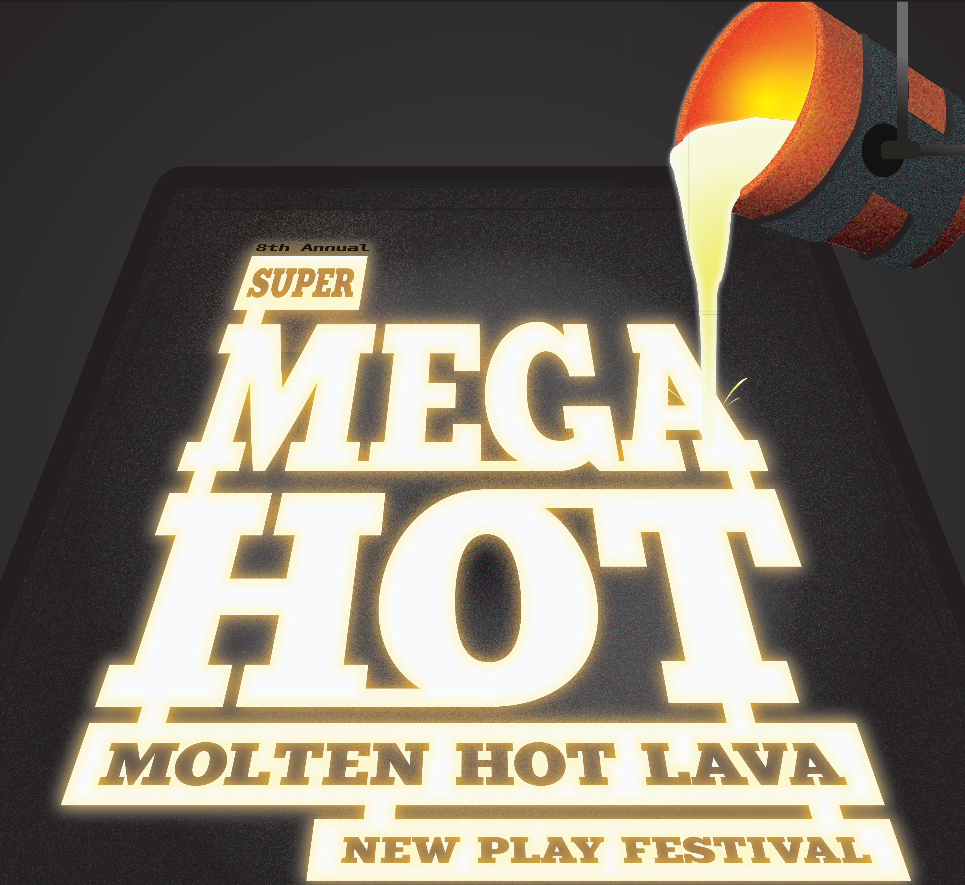 Super Mega Molten Hot LavaLogo