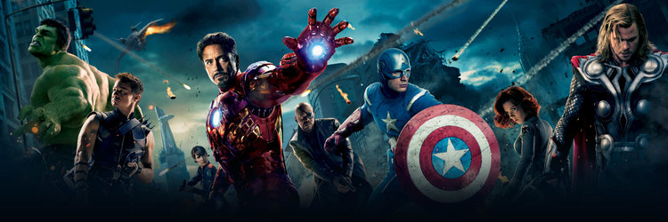 The Avengers ensemble
