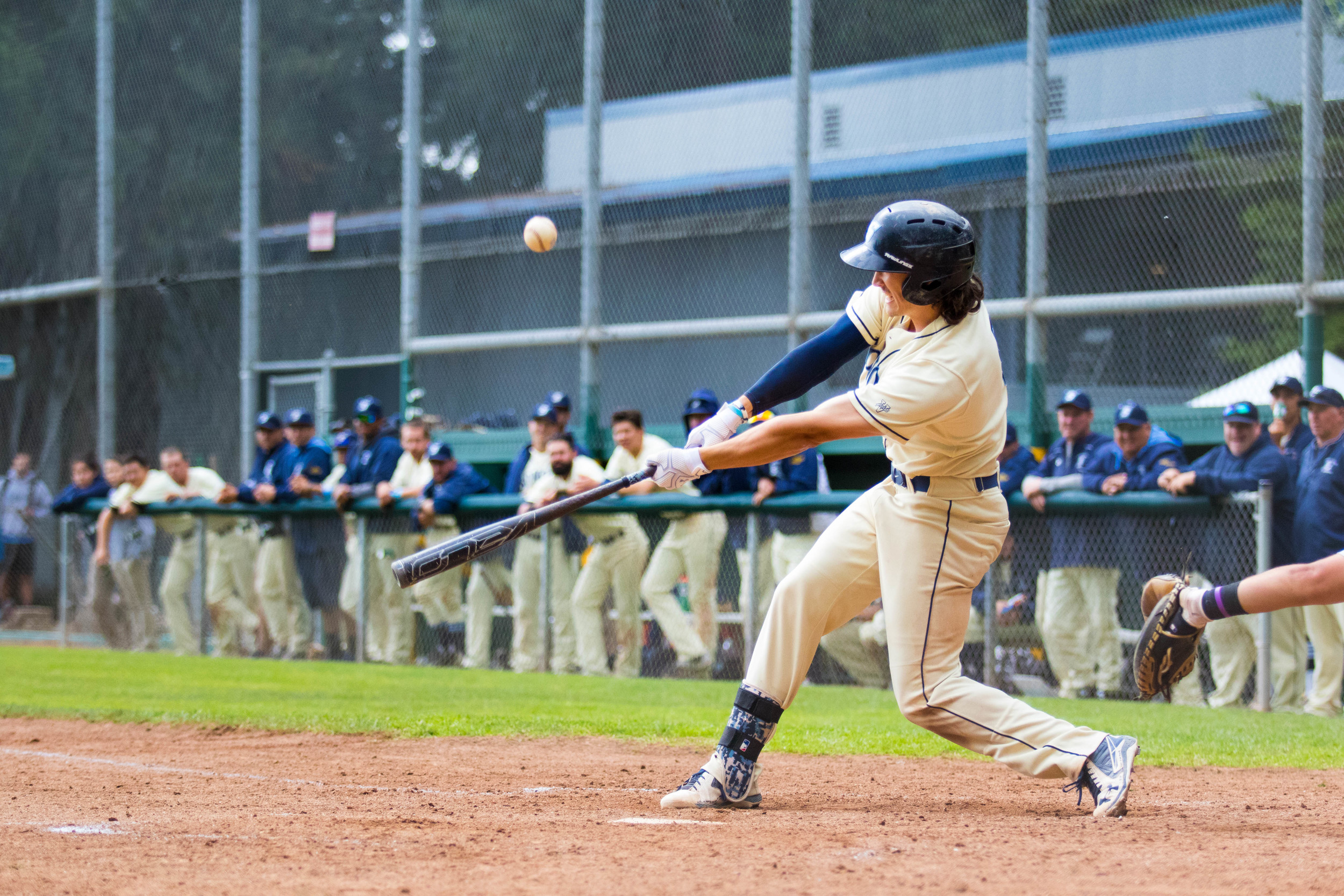 SSU Baseball team up to bat