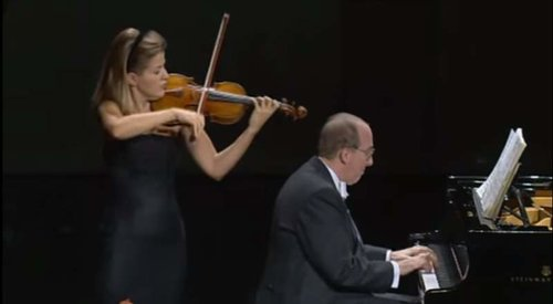 Anne-Sophie Mutter & Lambert Orkis