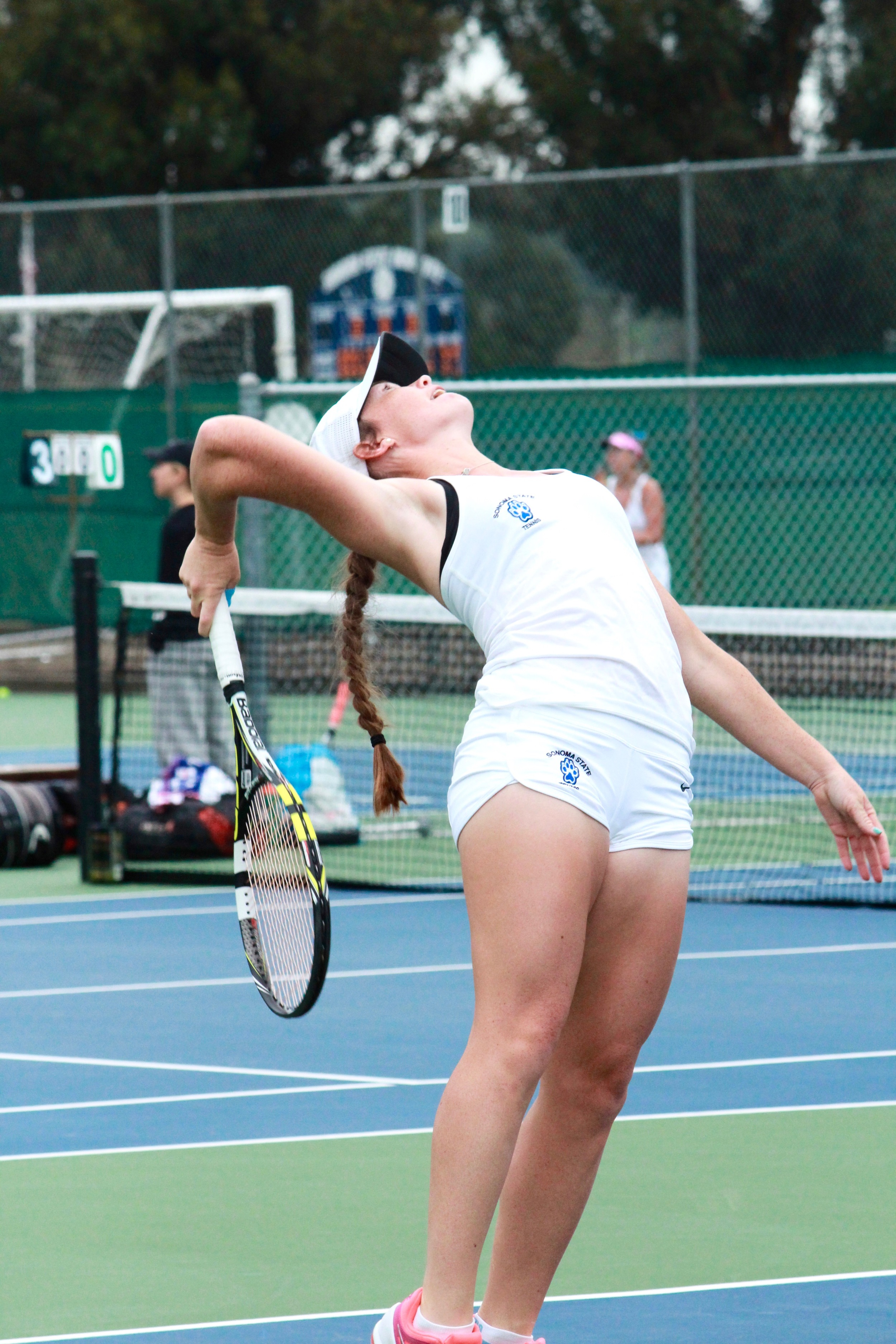 SSU women's tennis