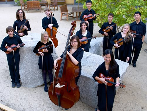 young people's chamber orchestra