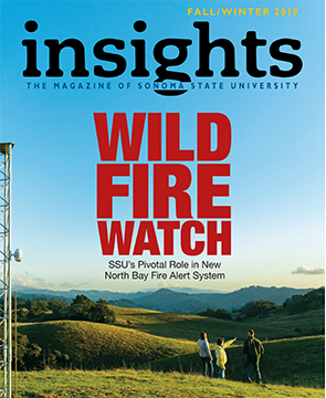 Cover of fall/winter 2019 Insight magazine