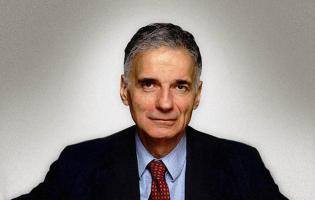 Ralph Nader is the guest lecturer for the 2018 H. Andréa Neves and Barton Evans Social Justice Lecture Series