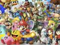 Smash Brothers characters